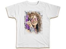 Janis Joplin T-Shirt - Cool Designer Retro Graphics Music Present Mens Womens