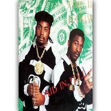 59964 Eric B and Rakim Paid MC Rap Music Stars Wall Print Poster CA