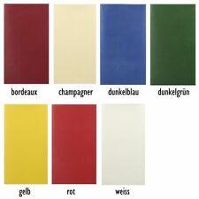 Tischdecken stoffähnlich Vlies soft selection 120x180 cm Einwegtischdecke 10 Stk