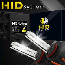 55W HID Xenon Headlight Conversion KIT Slim Ballast Replacement H3/H4 Hi/Lo Beam