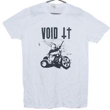 VOID T SHIRT Hardcore Punk Rock Minor Threat The Faith Teen Idles Graphic Tee