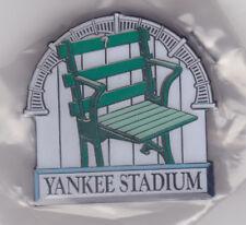 NEW YORK / YANKEE STADIUM Seat #7 Lapel Pin