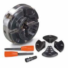 Holzkraft - HOL5931023 - Mandrino A 4 Griffe Diametro 100 Mm Con Griffe Reversib