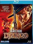 Django (Blu-ray Disc, 2010) *sealed*