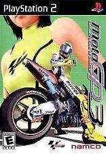 MotoGP 3 for PS2 ****PLEASE READ DESCRIPTION****CIB