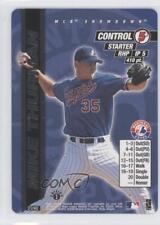 2000 MLB Showdown 1st Edition #272 Mike Thurman Montreal Expos Baseball Card