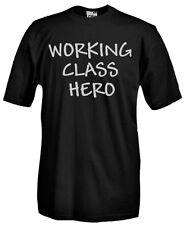 T-Shirt girocollo manica corta Fun FR06 Working class hero