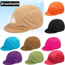 2d369925f9a Bike Riding Bicycle Cycling Sport Elastic Hat Visor Cap Headwear Sweatband  Adult