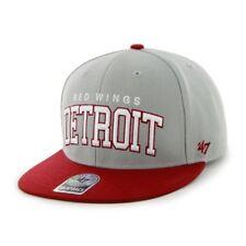 BRAND 47 Detroit Red Wings Blockshed Snapback