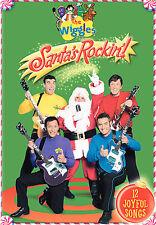Wiggles, The: Santas Rockin (DVD, 2007)