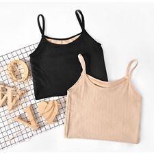 Women's Thermal Underwear Tank Tops Lined Vest Winter Warm Basic Vests Tops Hot