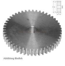 Stirnzahnrad aus Stahl C45 Modul 1.5, 15 Zähne , ohne Nabe -  Qualität 8-9
