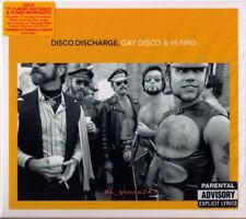 Disco Discharge: Gay Disco & Hi NRG | 2-CD-Set NEU