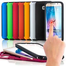 Touch Case für Samsung Galaxy Schutz Hülle Handy Tasche Silikon Cover TPU Schale