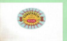 Constancia de Garcia Clear Havana Pride of Cuba's Production Sample Inner?