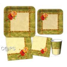 Safari Jungle...Cups...Plates...Napkins...Table Cover...Tray...Hawaiian Tropical