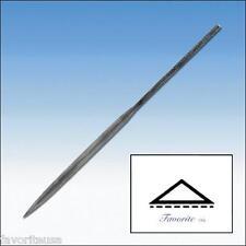 "GROBET-VALLORBE SWISS NEEDLE FILE BARRETTE 16cm 6-1/4"" Long-Cut # 00-0-1-2-3-4-6"