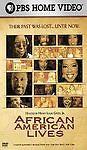 AFRICAN AMERICAN LIVES OPRAH WINFREY + ~ DVD PBS HOME VIDEO WIDESCREEN BRAND NEW