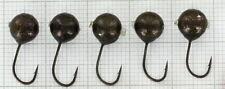 Tungsten Ice Fishing Jigs - Marmooska Winter Jig Heads(Hook# 10, Weight 3.25gr)