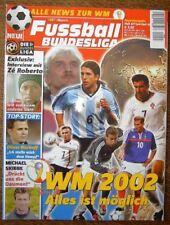 FUBU FUSSBALL SONDERHEFT WM VORSCHAU 2002    RAR