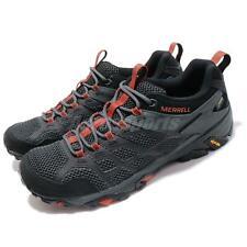 Merrell Moab FST 2 GTX Gore-Tex Vibram Black Granite Men Outdoors Shoes J77443