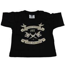 King Cobra Baby / Kinder T-Shirt - Dad's Tattoos