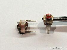 Miniature 5mm ceramic trimmer capacitor 3-10pF. vendeur britannique. envoi rapide.