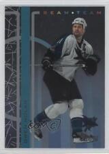 2002-03 Topps Stadium Club Beam Team BT12 Owen Nolan San Jose Sharks Hockey Card
