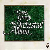 The Orchestral Album by Dave Grusin (CD, Nov-1994, GRP (USA)) BRAND NEW