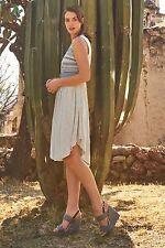 NWT ANTHROPOLOGIE Sabado Dress by Dolan Left Coast, L, XL, Grey, Retail $138