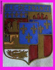 BG944 BLASON ILE DE FRANCE