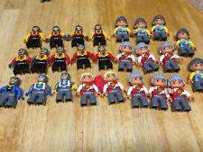 1 lego duplo figure knight castle helmet minifigure pick your own