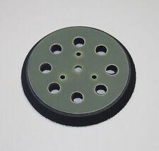Schleifteller 115mm für KRESS - Hexe - Stützteller - Klett Schleifscheiben - DFS