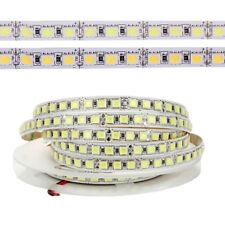 0.5-5M 5050 SMD 60-600 LED Strip Light Flexible White/Warm White High Quality