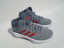 Adidas Enfants Chaussures de sport basketball SALLES gris baskets 30 31 32 33