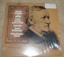 William Steinberg Conducts Wagner Seraphim  LP  1970's  Issue