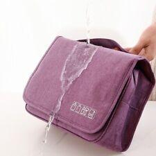 Waterproof Travel Organizer Bag Storage Pouch Portable Bathroom Cosmetic Makeup