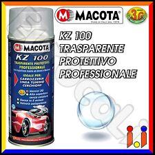 MACOTA KZ100 Trasparente Protettivo Professionale Vernice Spray 400ml Tuning