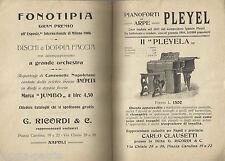MUSICA_MUSICISTI_CONCERTO_NAPOLI_TEATRO S. CARLO_MARTUCCI_MOZART_BERLIOZ_PLEYEL