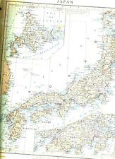 WINKLER PRINS ATLAS. 1950. AMSTERDAM ELSEVIER. SCARCE COLLECTABLE,  VG+