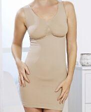 Miederkleid Figurformend Unterkleid Formkleid Miederbody Shapewear Made In Italy
