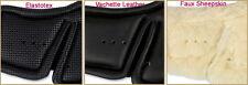STUBBEN 703 Comfort EQUI-SOFT Girth LINERS Faux Sheepskin Vachette Elastotex NEW