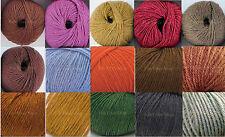 Filatura di Crosa Sportwool 100% Superwash Wool Yarn Color Choice Knit Crochet
