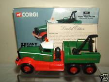 "corgi classics modell no.55603 diamond t 'umstürzler ""cadzow"" mib"