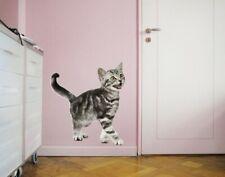 Wandtattoo Katze No.132 Miez Tiere Wandaufkleber Deko wandsticker wandtatoo wand