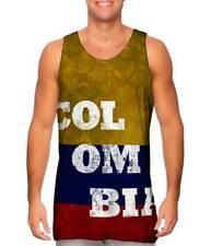 Yizzam- Dirty Colombia - New Men Tank Top Tee Shirt XS S M L XL 2XL 3XL 4XL