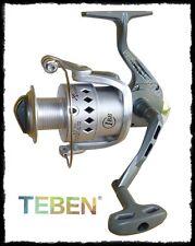 mulinello Teben live venture1 frizione anteriore pesca mare lago fiume fondo
