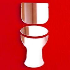 WC Porta Firmare SPECCHIO IN ACRILICO (diverse dimensioni disponibili)