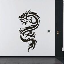 Chinesische Drachen Wandtattoo Dragon Asien China Drache Wandaufkleber Deko17