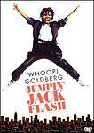 Dvd **JUMPIN' JACK FLASH** con Whoopi Goldberg nuovo 1986